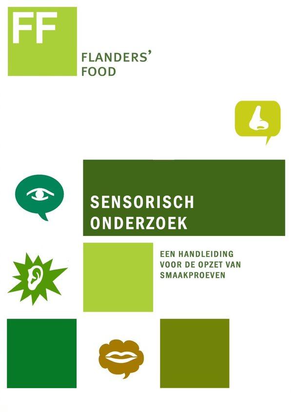 cover Sensorisch Onderzoek