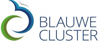 Blauwe Cluster logo