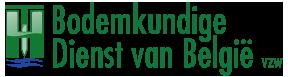 Bodemkundige dienst van België logo
