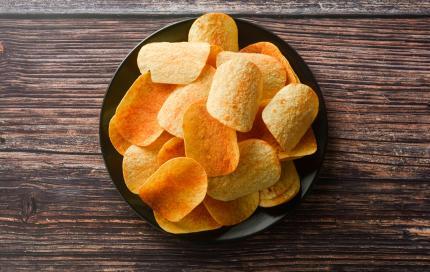 Aardappel snack