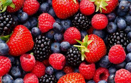 Rode vruchten
