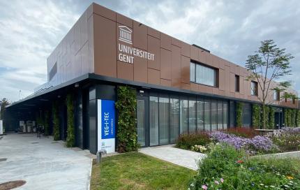 VEG-i-TEC gebouw