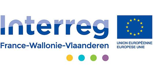 Logo Interreg France - Wallonie - Vlaanderen