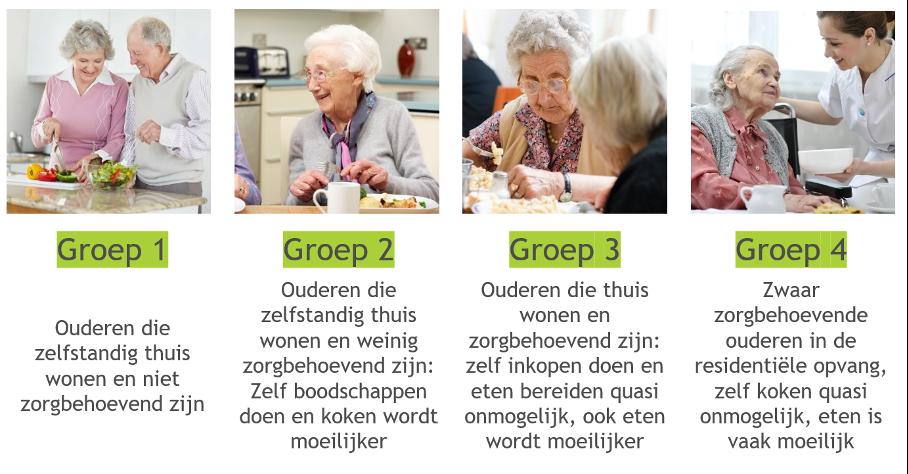 senior groepen