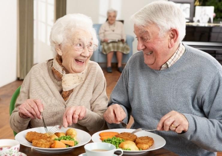 ouderen verkiezen aardappelmaaltijd