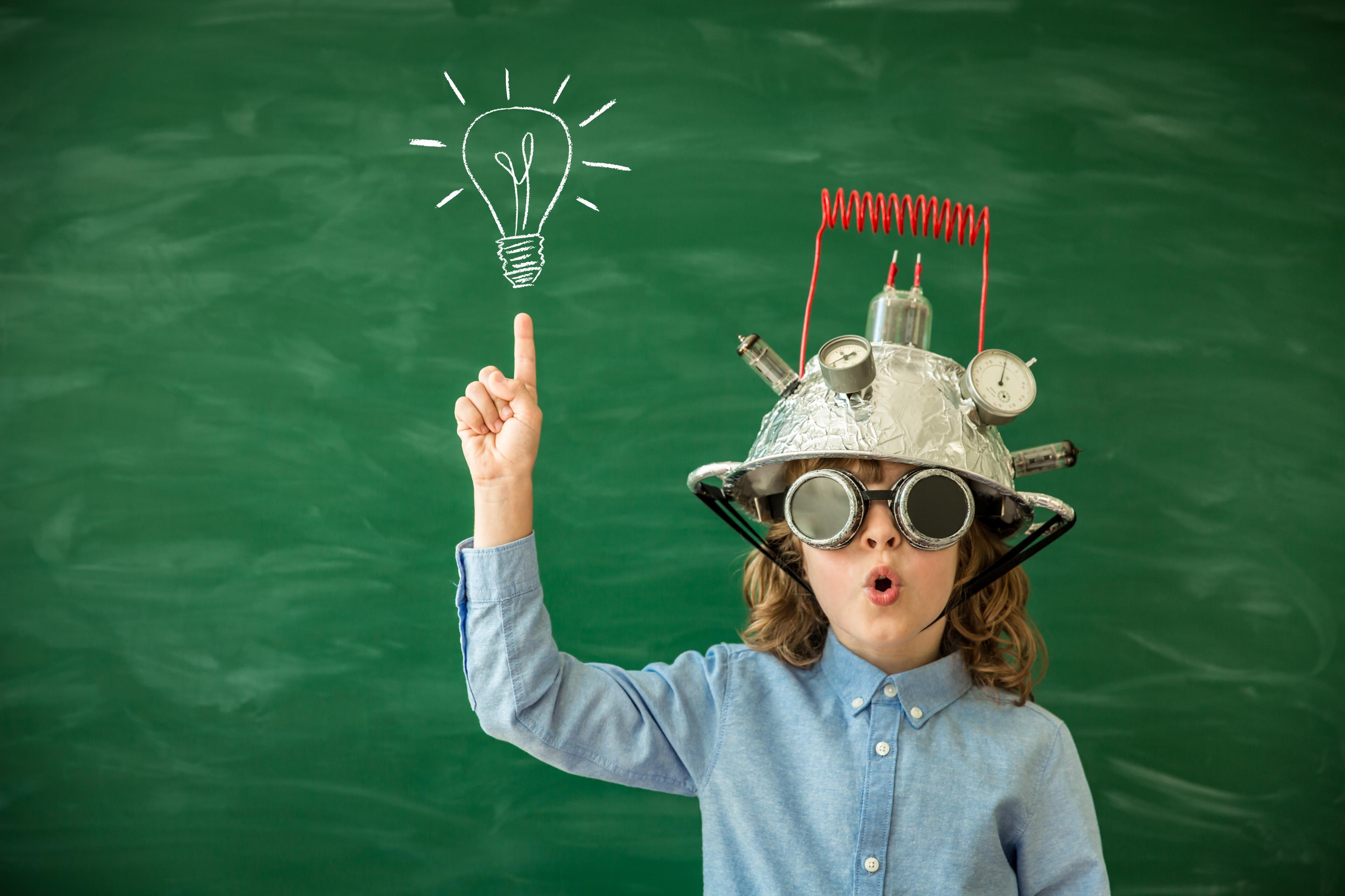 Kindjes idee uitvinder