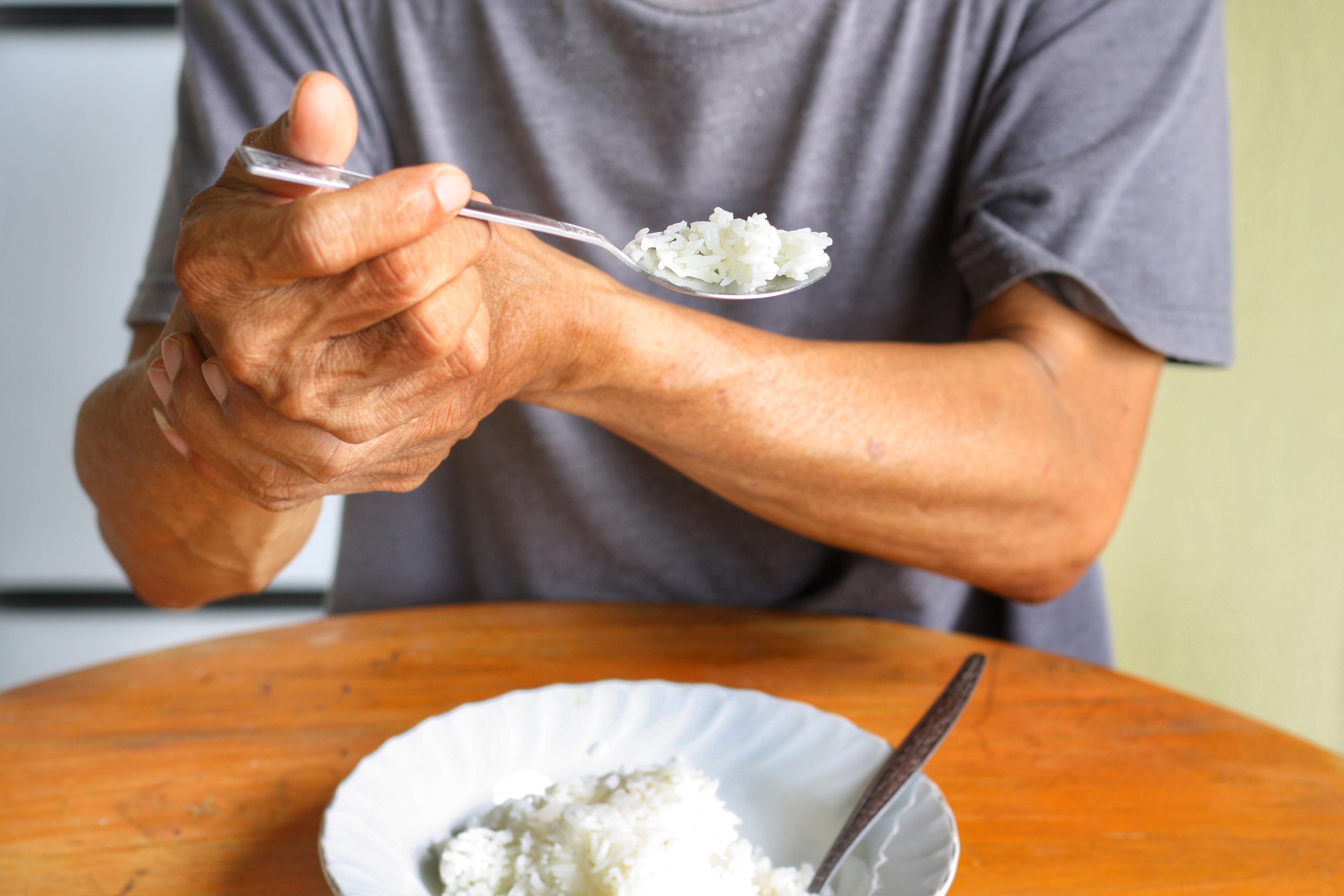 Parkinson voeding
