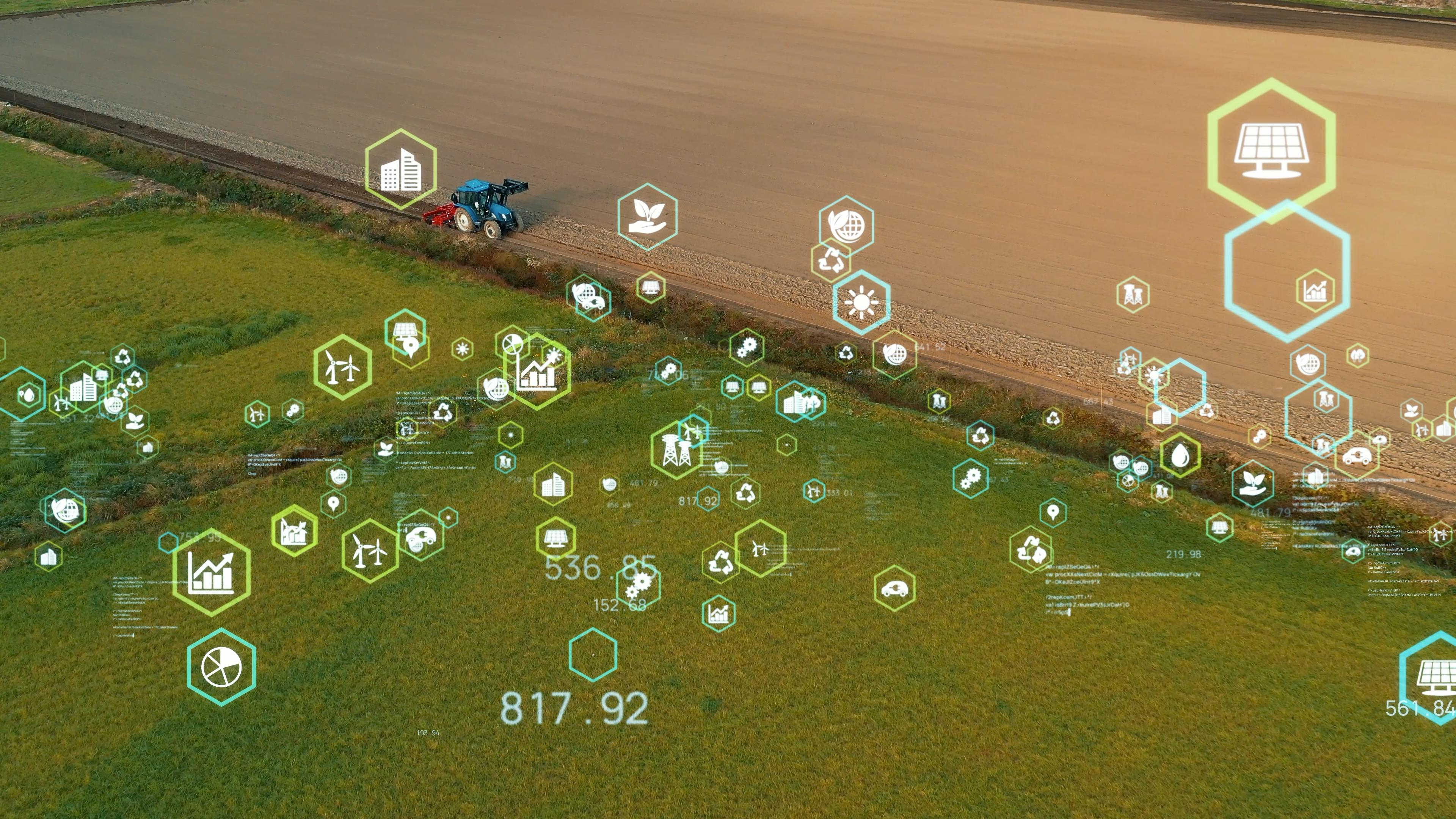 Digital farming