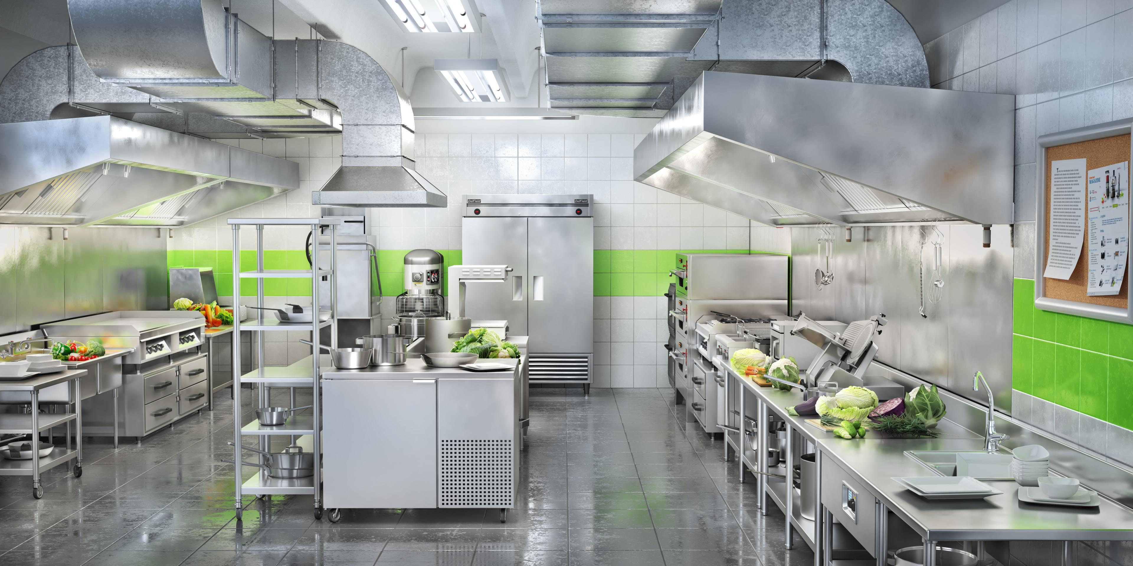 Food research kitchen