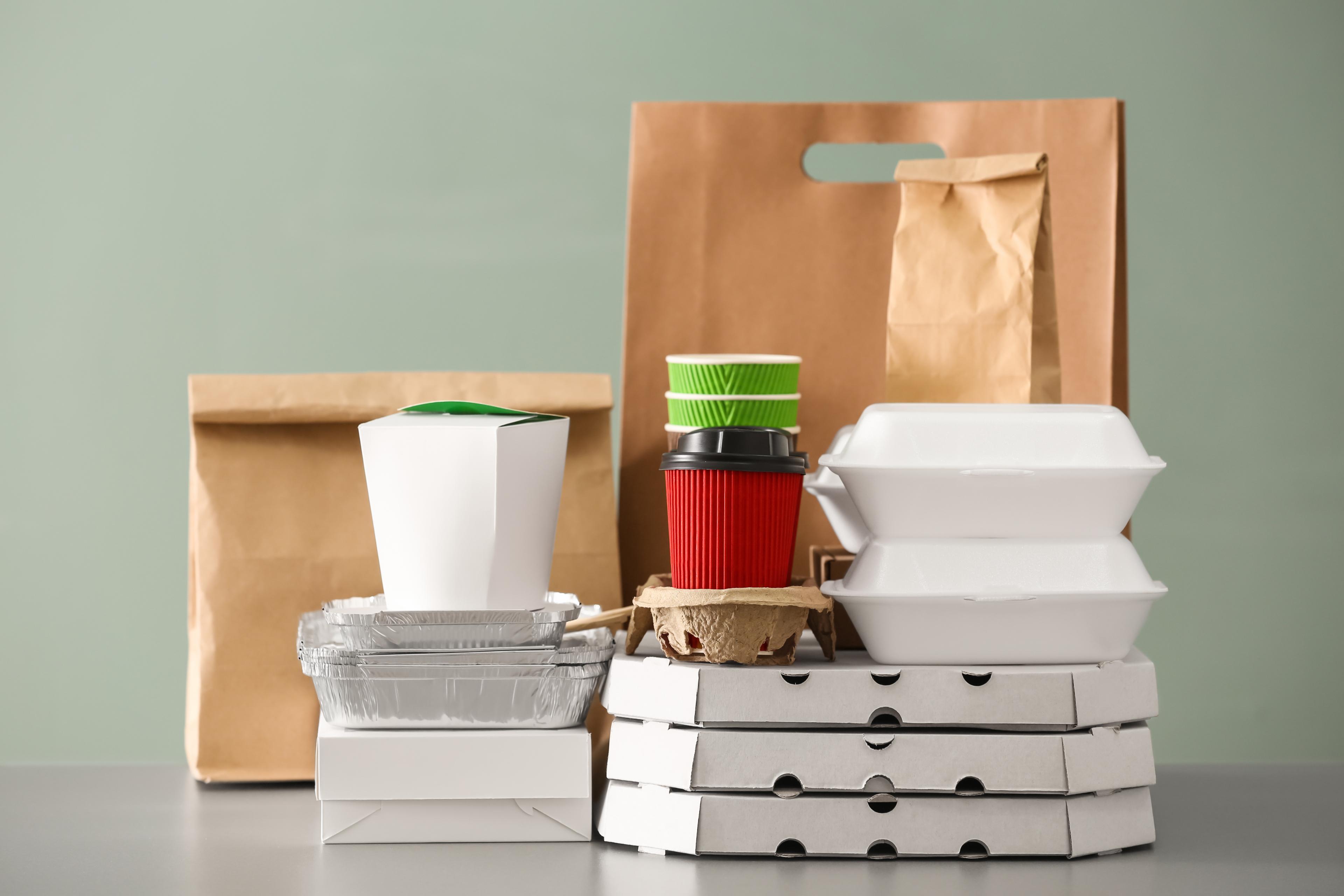 Voedingsverpakkingen