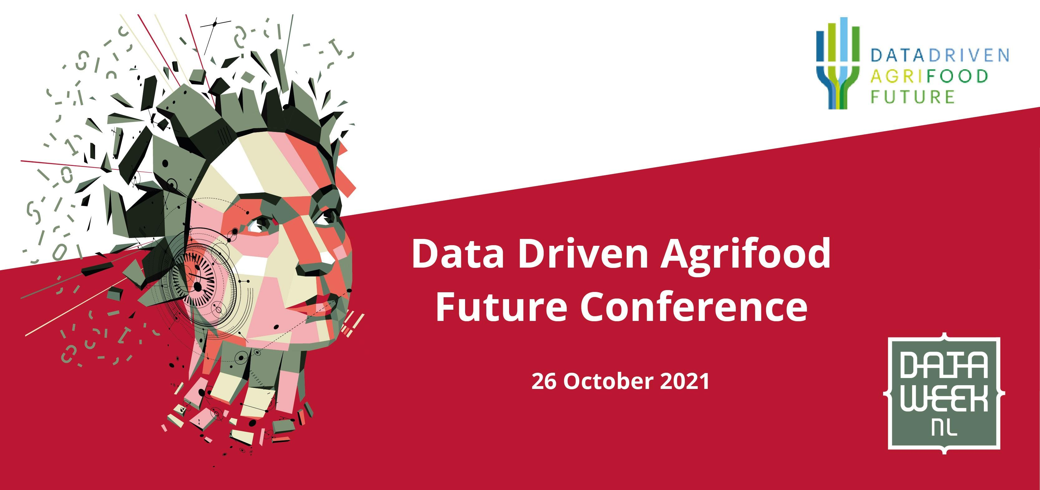 Data driven agrifood future conference