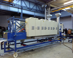 Toestel MEAMDRY S32, industriële microgolven