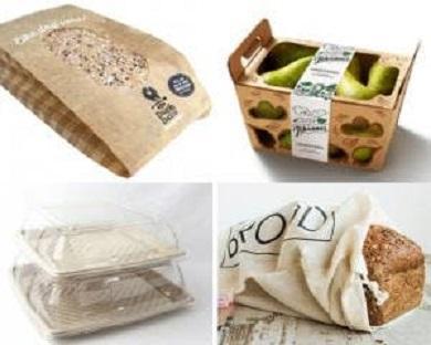 onverpakt voeding in Retail